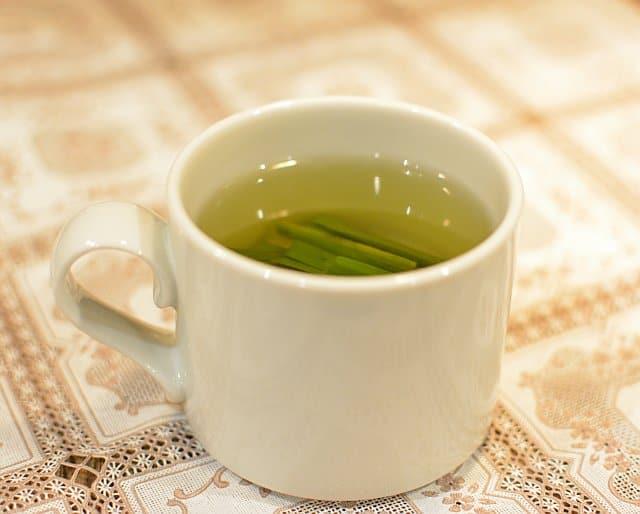Lemongrass tea eating low carb wendys