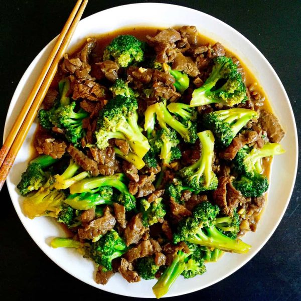 Low Carb Meals PF Changs Beef With Broccoli