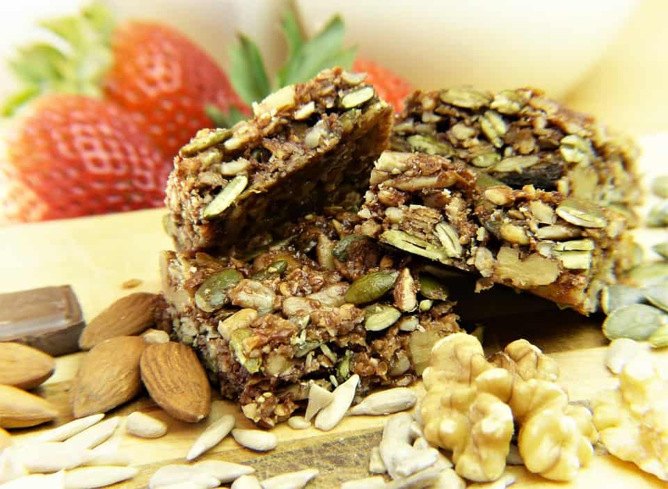 ketogenic diet make your own protein bars