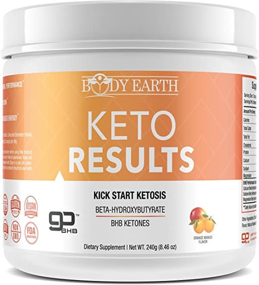 keto bhb ketones supplement exogenous low carb diet