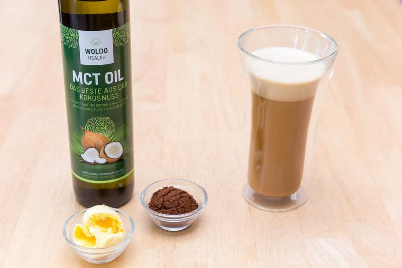 mct oil ketogenic diet bulletproof coffee ketogenic