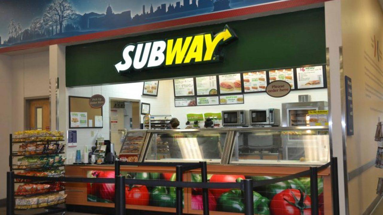 Keto-Friendly Subway Fast Food