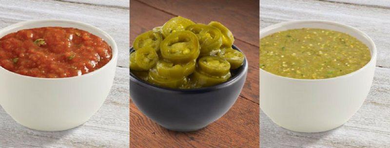 keto compatible salsa sauces el pollo loco