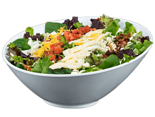 classic cobb salad good for keto smashburger options low carb