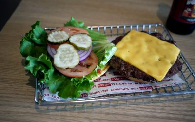 Low Carb Smashburger Options for Keto Dieters