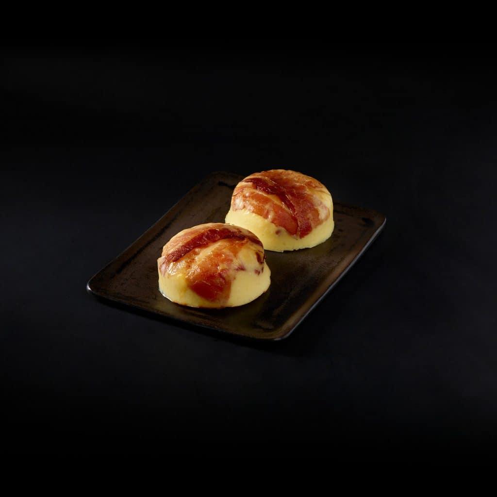 low carb starbucks breakfast diet sous vide bacon gruyere egg bites