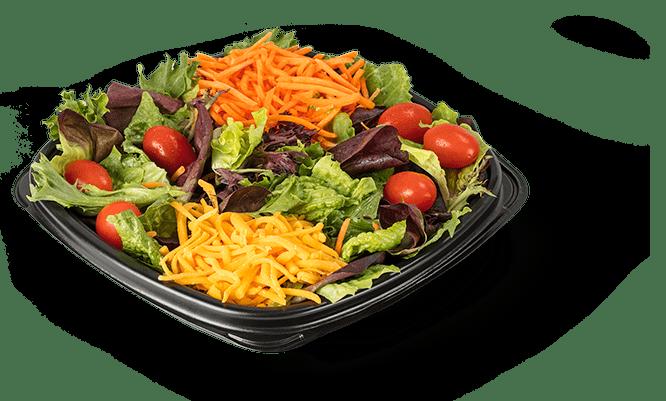 whataburger garden salad keto compatible lunch dinner