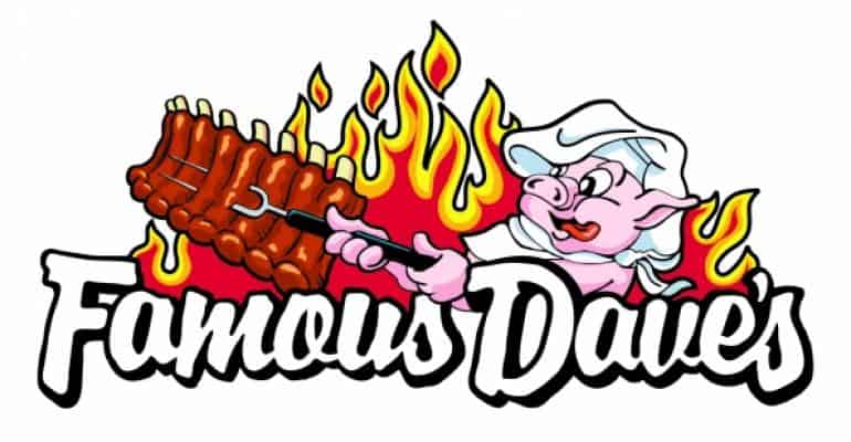 famous daves logo low carb diet