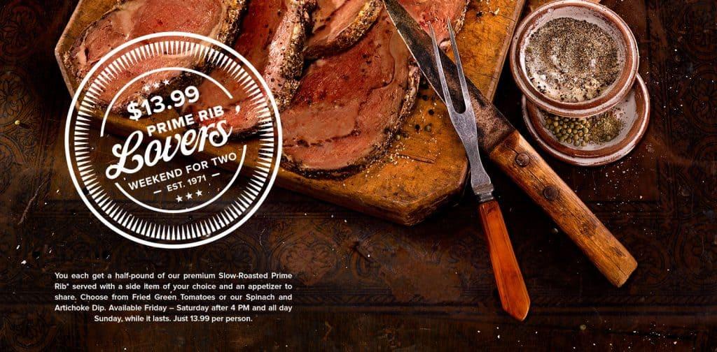 ocharleys prime rib keto compatible meals